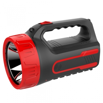 protable rechargeable led search lighting